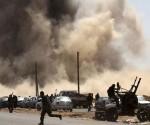 Libia, bombardamenti della NATO