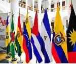 Bandiere dei paesi dell'ALBA