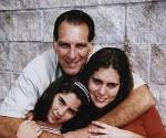 Rene e le sue due figlie