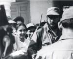 Fidel durante l'intervista