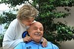 Lula con sua moglie