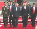Raul Castro arriva a Caracas per il Vertice della CELAC