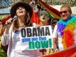 Mariela Castro guida la marcia contro l'omofobia