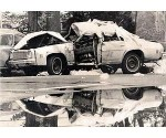 Orlando Letelier e Ronni Moffitt furono assassinati quando la loro auto percorreva il viale Massachusetts a Washington D.C.