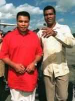 Teofilo Stevenson e Mohammed Alì a L'Avana