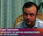 Angel Carromero