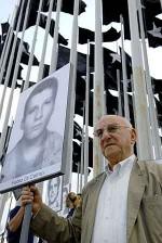Giustino commemora Fabio, vittima del terrorismo nordamericano contro Cuba