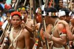 L'Istituto Coriell, secondo il Governo dell'Ecuador, ha venduto campioni genetici della tribù waorani alla scuola dell'Università di Harvard (USA). Foto: La Repubblica, Ecuador.