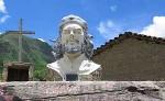 Monumento al Che a La Higuera