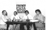 Juan Gelman nella giuria del premio de Casa de las Americas