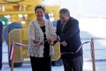 Dilma e Raul inaugurano il Terminal dei Container nel Mariel