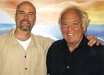Gerardo Hernandez con Martin Gabus