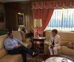 Foto: Ambasciata cubana a Madrid