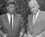 JFK in questa foto è con l'uomo che decise la sua sorte? Foto: Corbis/Bettmann