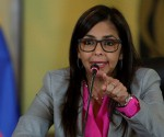 Delcy Rodriguez, Ministra delle Relazioni Estere