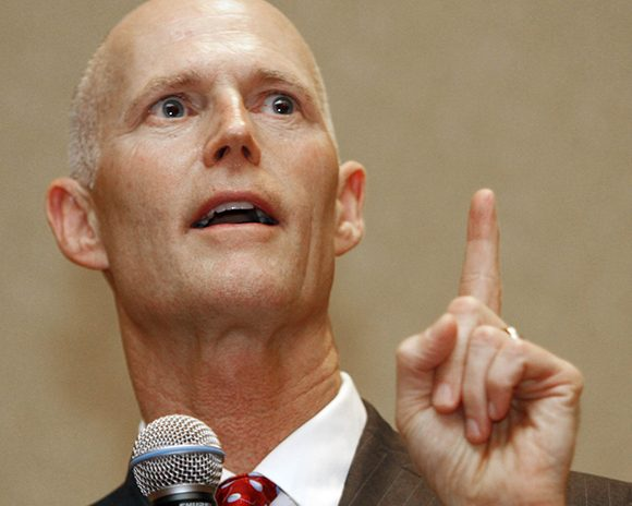 Rick Scott. Foto: Salon Magazine