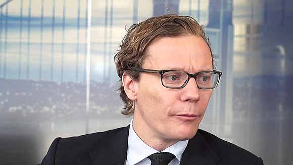 Alexander Nix – Foto: Cambridge Analytica