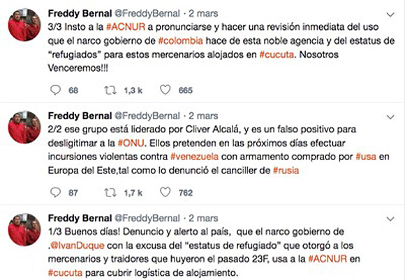 Freddy-Bernal