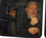 Assange-arrestato