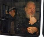 Assange-arrestato