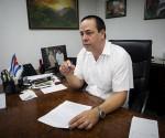 Josè Angel Portal Miranda, Ministro della Salute Pubblica. Foto: Irene Perez/ Cubadebate.