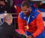 Andy Granda ha vinto la quinta medaglia d'oro del judo cubano e l'ultima della delegazione