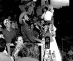 Ultimo discorso del Comandante Camilo Cienfuegos, il 26 ottobre 1959. Foto: Fondo dell'Istituto di Storia di Cuba/Cubadebate