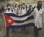 I medici Cubani arrivano a Milano