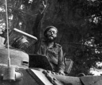 Fidel Castro, Playa Larga, 17 aprile 1961