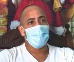 Javier Quiñónez difficilmente dimenticherà il mese di gennaio del 2021. Foto: Yunier Sifonte /Cubadebate.