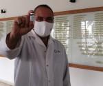 Il dottore Vicente Vérez, direttore generale del Instituto Finlay de Vacunas