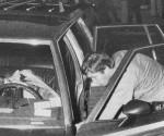 Félix García, diplomatico della Missione Cubana presso le Nazioni Unite, assassinato in mezzo alla strada a New York dal terrorista di origine cubana Eduardo Arocena, membro dell'organizzazione terroristica Omega 7. Foto: Archivio